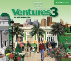 Ventures 3 Class Audio CD