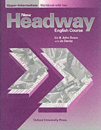 New Headway: Upper-intermediate Workbook - Náhled učebnice