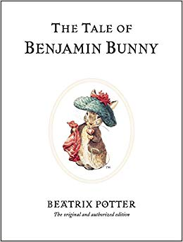 THE TALE OF BENJAMIN BUNNY - POTTER, B.