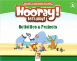 Hooray, Let´s Play! a Activities & Projects - Puchta, H., Ge...