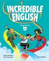 INCREDIBLE ENGLISH 6 CLASS BOOK - PHILLIPS, S., REDPATH, P.