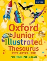 OXFORD JUNIOR ILLUSTRATED THESAURUS New Edition