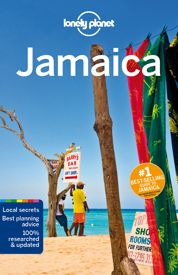 Lonely Planet Jamaica 7.