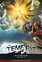CLASSICAL COMICS READERS: THE TEMPEST (American English) - S...