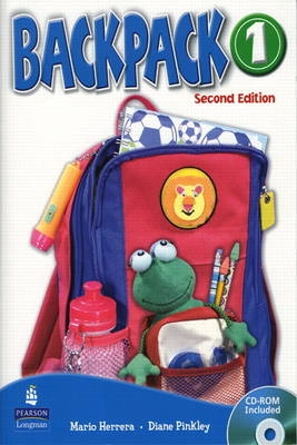 Backpack 2nd Ed. 1 Student's Book - Mario Herrera, Diane Pin...