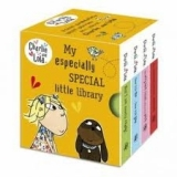 CHARLIE AND LOLA: MY ESPECIALLY SPECIAL LITTLE LIBRARY - Lau...