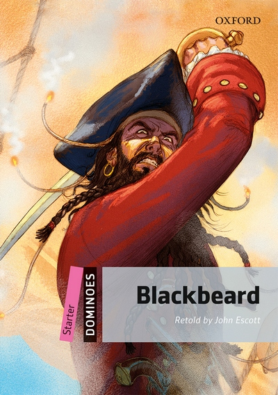Dominoes Second Edition Level Starter - Blackbeard OLB eBook - John Escott