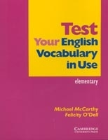 Test Your English Vocabulary in Use Elementary With Answers ...