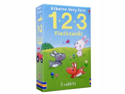 123 (Baby's Very First Flashcards) - Brooks, F.
