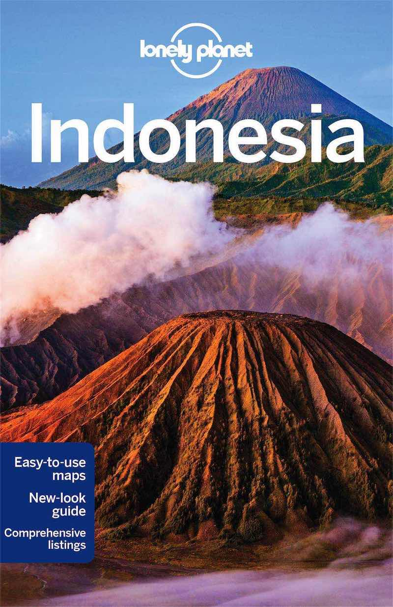 Lonely Planet Indonesia 11.