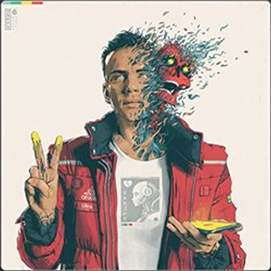 Logic: Confessions Of A Dangerous Mind - CD