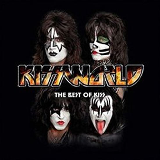 Kissworld - The Best Of Kiss - CD