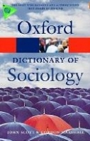 OXFORD DICTIONARY OF SOCIOLOGY 4th Edition Revised (Oxford P...