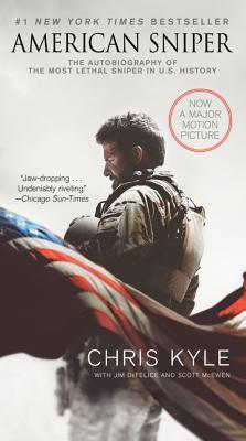 American Sniper (Film) - Chris Kyle, Scott McEwen, Jim DeF...