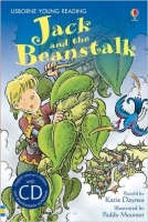 Usborne Young Reading Level 4: Jack and the Beanstalk + Cd -...