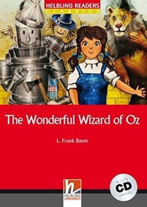HELBLING READERS CLASSICS LEVEL 1 RED LINE - THE WONDERFUL WIZARD OF OZ + AUDIO CD PACK - BAUM, F. L.