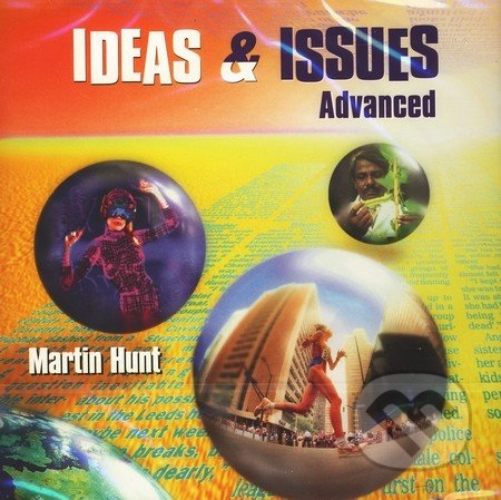 Ideas and Issues Advanced – CD - Hunt, Martin