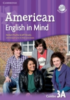 American English in Mind Level 3 Combo a with DVD-ROM