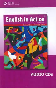 ENGLISH IN ACTION Second Edition 3 AUDIO CD - FOLEY, B. H., NEBLETT, E. R.