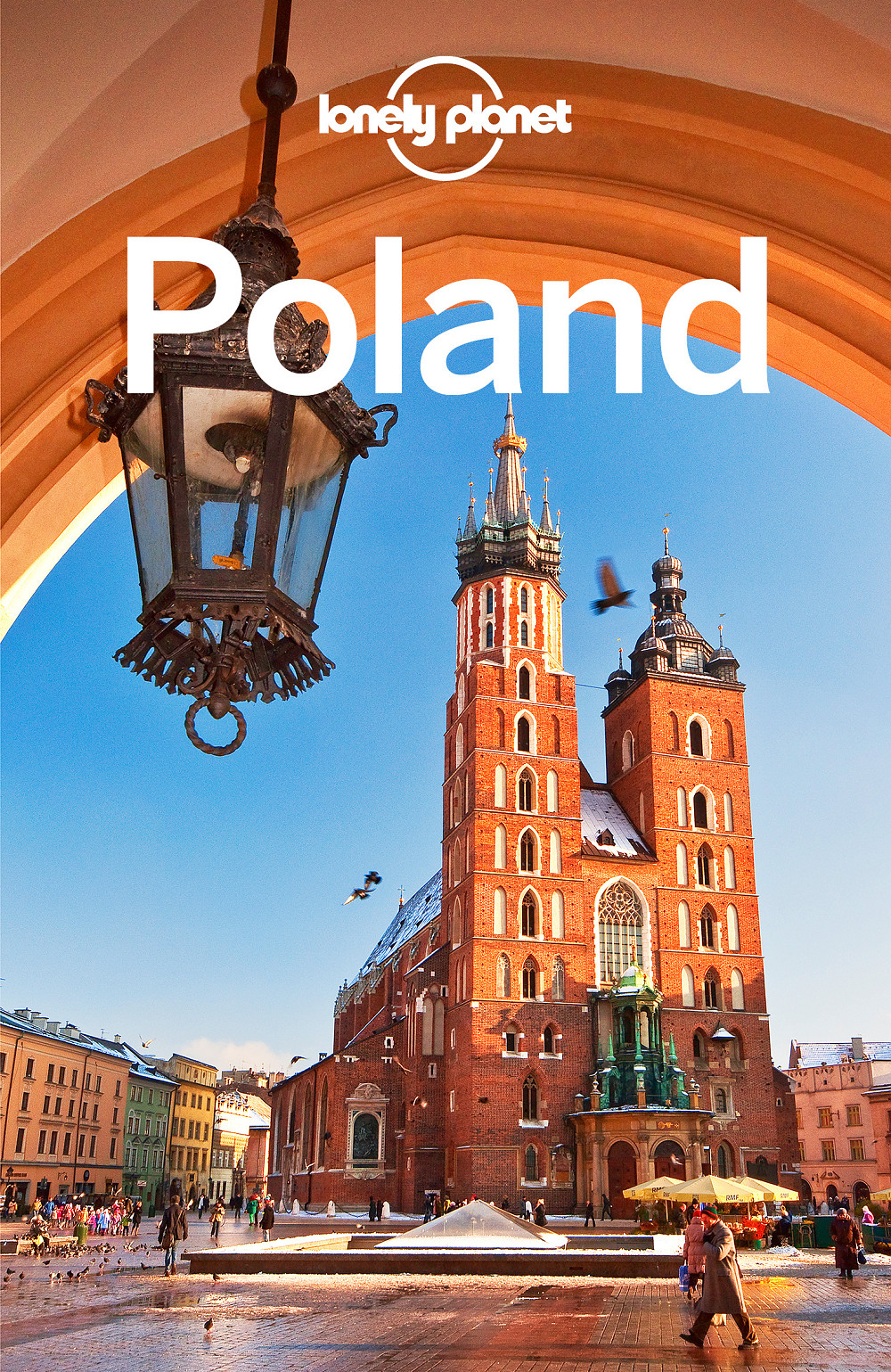 Poland / průvodce Lonely Planet (anglicky) - Mark Baker, Marc Di Lucca, Tim Richards