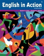 ENGLISH IN ACTION Second Edition 1 STUDENT´S BOOK - FOLEY, B. H., NEBLETT, E. R.