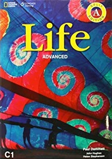 LIFE ADVANCED SPLIT EDITION A WITH DVD + WORKBOOK AUDIO CDs - HUGHES, J., STEPHENSON, H., DUMMETT, P.