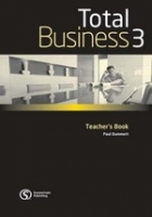 TOTAL BUSINESS UPPER INTERMEDIATE TEACHER´S BOOK - DUMMETT, P.