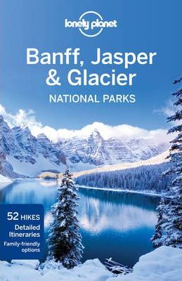 LP BANFF, JASPER AND GLACIER NATIONAL PARKS - BERRY, O.