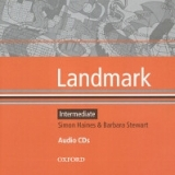 LANDMARK INTERMEDIATE CLASS AUDIO CDs /2/ - HAINES, S., STEW...