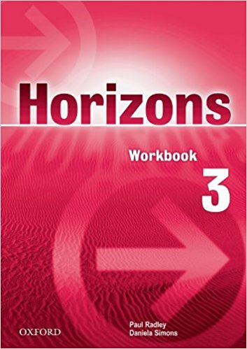 HORIZONS 3 WORKBOOK (International English Edition) - CAMPBE...