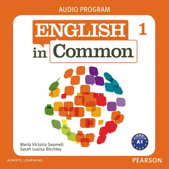 English in Common 1 Class Audio CDs - Maria Victoria Saumell