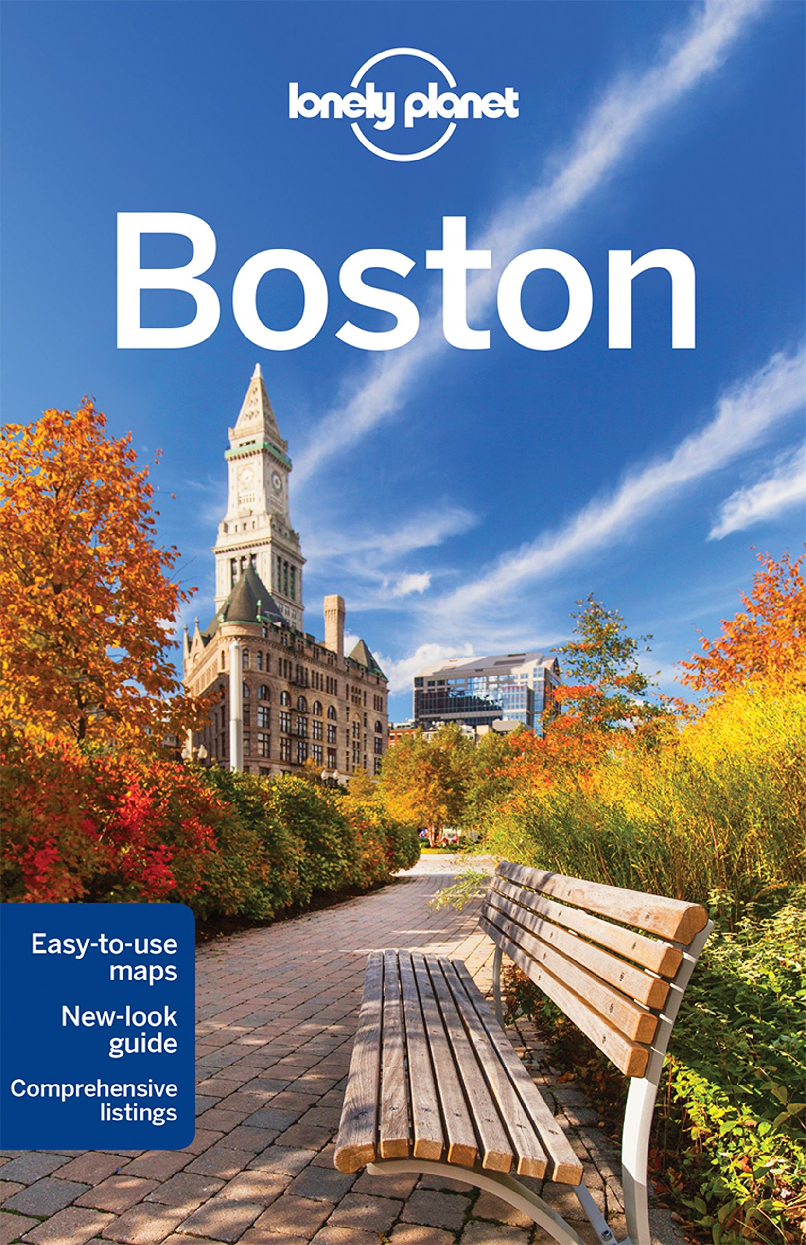 Lonely Planet Boston 6.