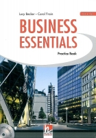 BUSINESS ESSENTIALS PRACTICE BOOK with AUDIO CD - BECKER, L....