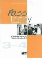 PASS TRINITY 3-4 TEACHER´S BOOK - COCHRANE, S.