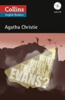 WHY DIDN´T THEY ASK EVANS? COLLINS ENGLISH READER + CD - Agatha Christie