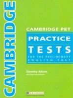 CAMBRIDGE PET PRACTICE TESTS TEACHER´S BOOK - ADAMS, D.