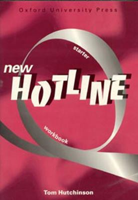 NEW HOTLINE STARTER WORKBOOK - HUTCHINSON, T.