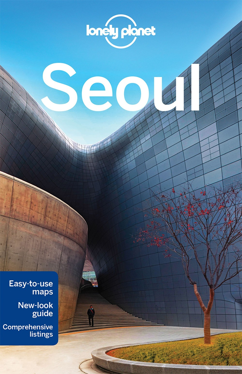 Seoul / průvodce Lonely Planet (anglicky) - Trent Holden