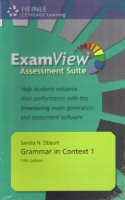GRAMMAR IN CONTEXT 5th Edition 1 EXAMVIEW CD-ROM - ELBAUM, S...