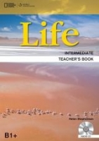 LIFE INTERMEDIATE TEACHER´S BOOK WITH AUDIO CD - HUGHES, J., STEPHENSON, H., DUMMETT, P.