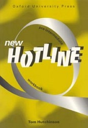 NEW HOTLINE PRE-INTERMEDIATE WORKBOOK - HUTCHINSON, T.
