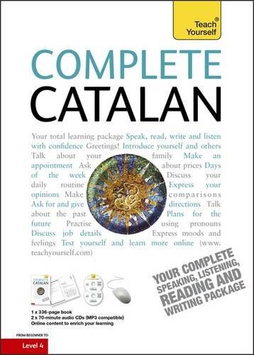 Teach Yourself Complete Catalan (Book/CD Pack) - Anna Poch, ...