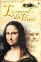 USBORNE YOUNG READING LEVEL 3: LEONARDO DA VINCI - BALLARD, ...