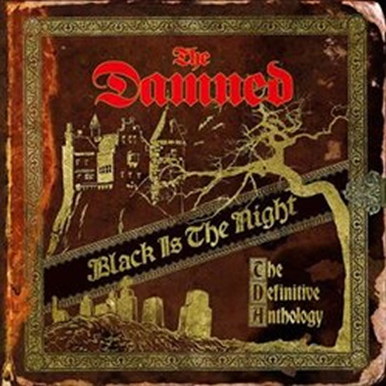 The Damned: Black Is The Night: The Definitive Anthology - 2CD