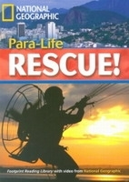 FOOTPRINT READERS LIBRARY Level 1900 - PARA-LIFE RESCUE! + M...