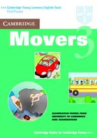 Cambridge Movers 3 Student's Book Examination Papers from th...