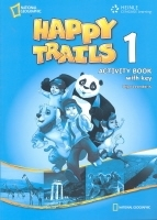 HAPPY TRAILS 1 ACTIVITY BOOK WITH ANSWER KEY - HEATH, J.