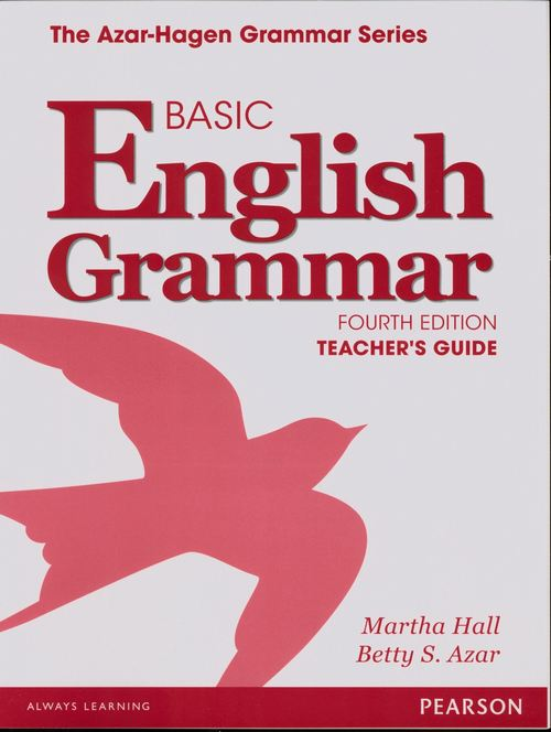 Basic English Grammar Fourth Edition Teacher's Guide