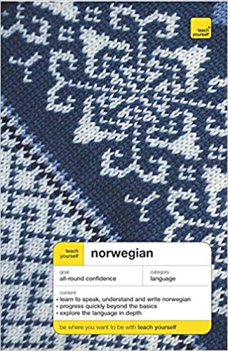 TEACH YOURSELF NORWEGIAN BOOK + CD /2/ - SIMONS, M. D.