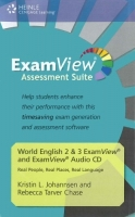 WORLD ENGLISH 2-3 ASSESSMENT SUITE with EXAMVIEW PRO - MILNER, M., JOHANNSEN, K. L., CHASE, R. T.
